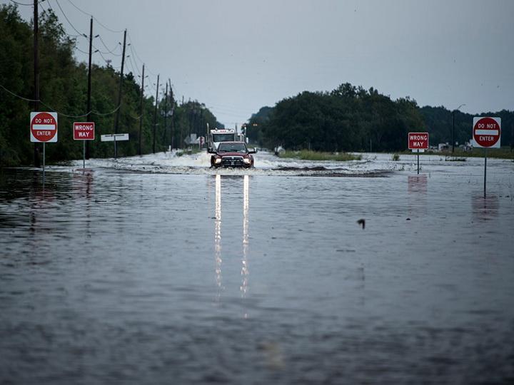 Трамп пожертвует личные деньги на восстановление Техаса после наводнения
