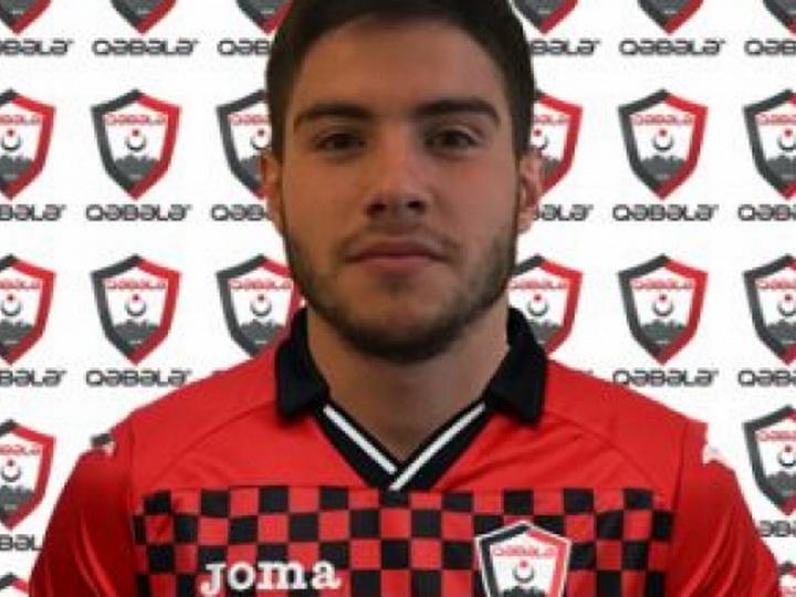 «Габала» подписала полузащитника сборной Азербайджана