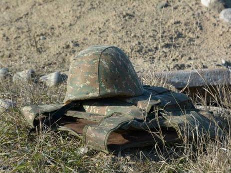 В Карабахе погиб военнослужащий оккупационной армии