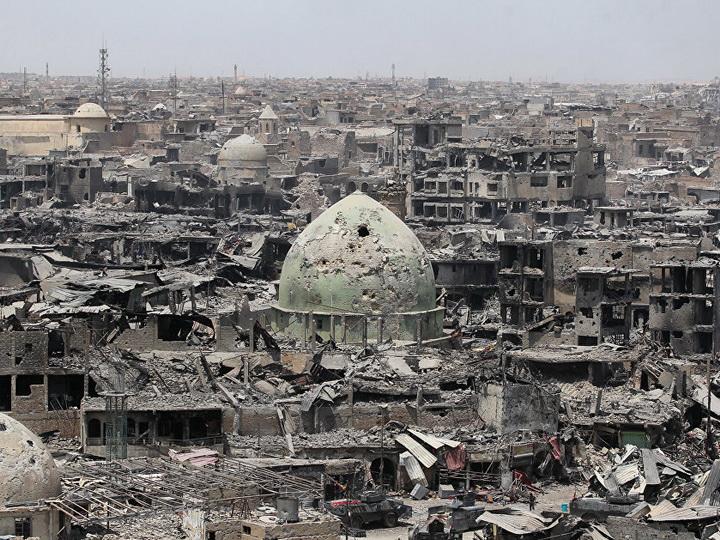 В Ираке восемь человек погибли при атаке смертников на электростанцию