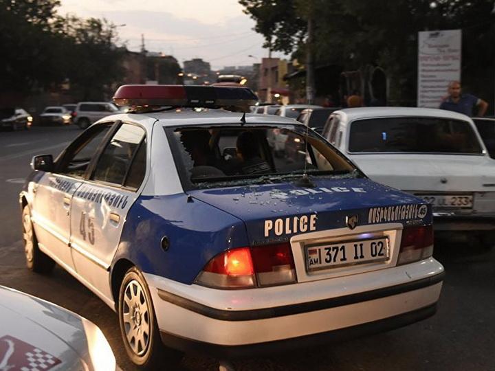 Неизвестный сообщил о бомбе в здании парламента Армении