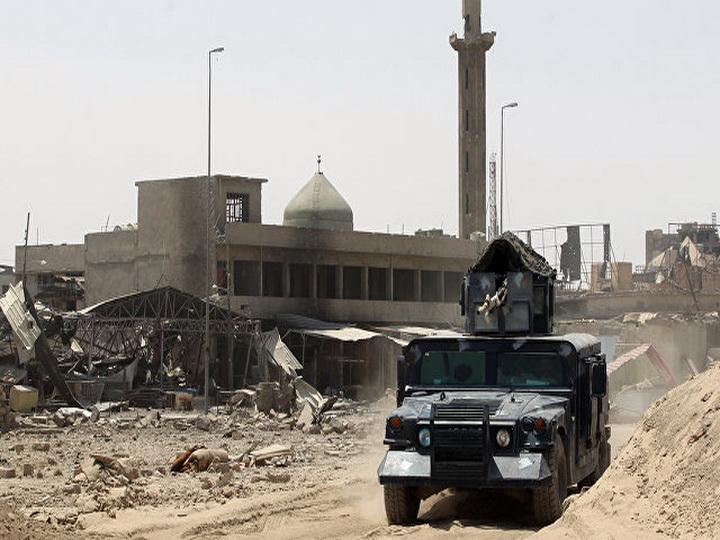 Ирак уничтожил более двух тысяч боевиков ИГИЛ при освобождении Талль-Афара
