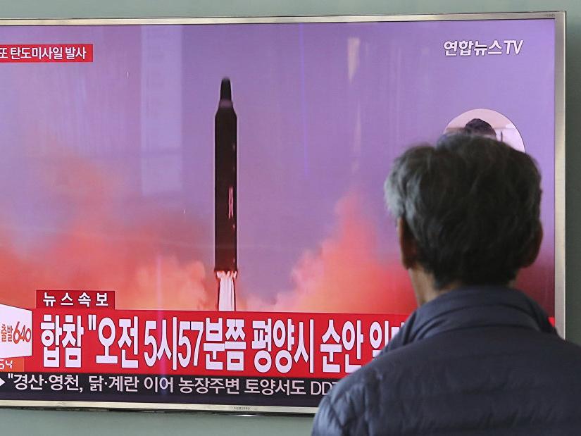 КНДР заявила об успешном испытании водородного боезаряда