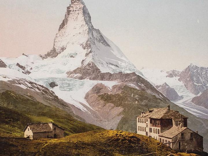 В Альпах погиб испанский альпинист