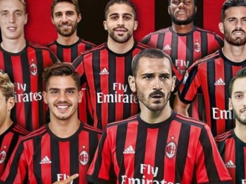 «Милан» установил клубный рекорд