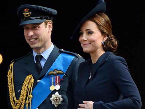Герцог и герцогиня Кембриджские ждут третьего ребенка