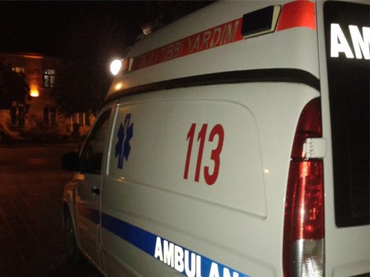 В Самухе автомобиль упал в реку, 4 пострадавших