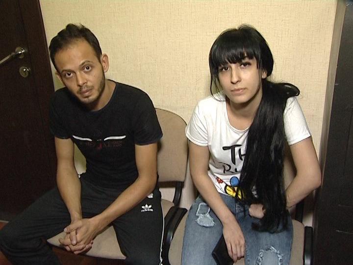 В Баку задержаны возлюбленные, изрезавшие ножами двух женщин – ФОТО