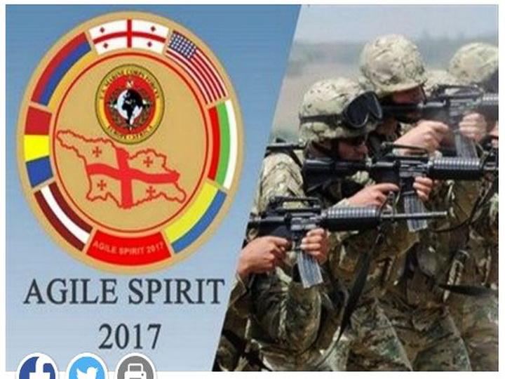 Армения отказалась от участия в многонациональных учениях в Грузии