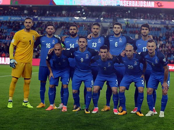 Азербайджан против Сан-Марино – ОБНОВЛЯЕТСЯ
