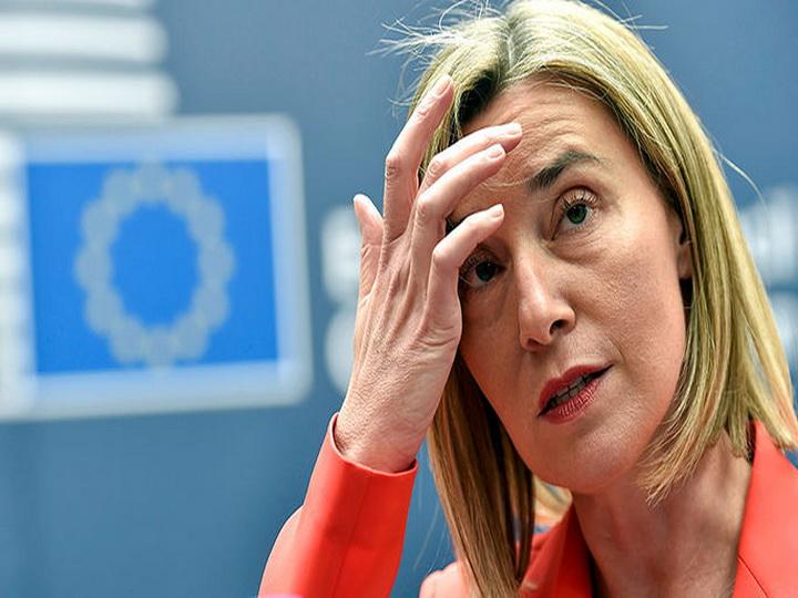 Могерини: переговоры о членстве Турции в ЕС продолжаются