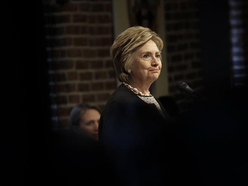 Разрекламированный Клинтон сайт подвергся кибератаке