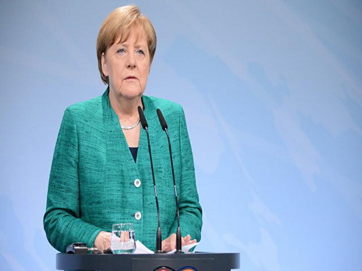 Меркель заявила, что Берлин выступит за новые санкции ЕС против КНДР
