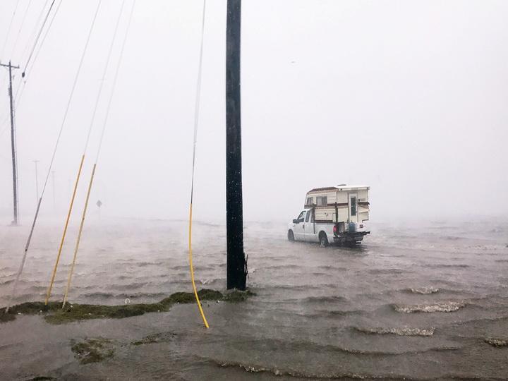 Число жертв урагана «Харви» в Техасе увеличилось до 60