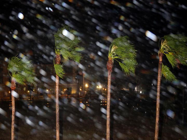 В Пуэрто-Рико ввели режим ЧС из-за приближения урагана «Ирма»