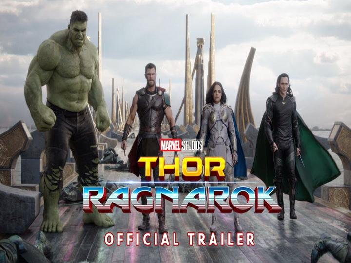 Вышел новый трейлер фильма «Тор: Рагнарек» — ВИДЕО