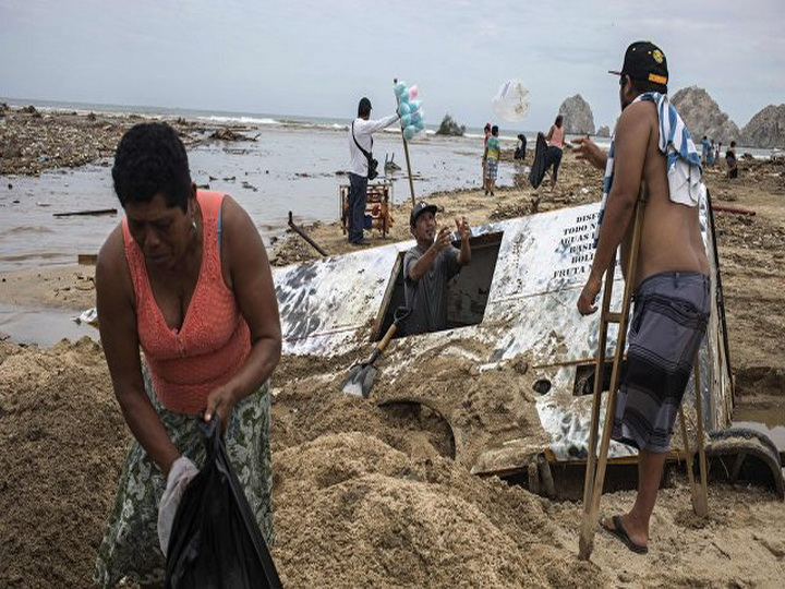 Число жертв землетрясения в Мексике выросло до 58