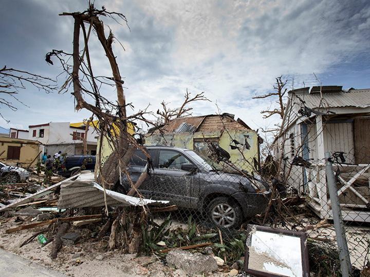 Ущерб от урагана «Ирма» на территориях Франции составит 1,2 миллиарда евро