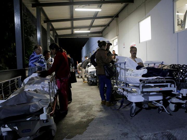 Число жертв землетрясения в Мексике выросло до 61