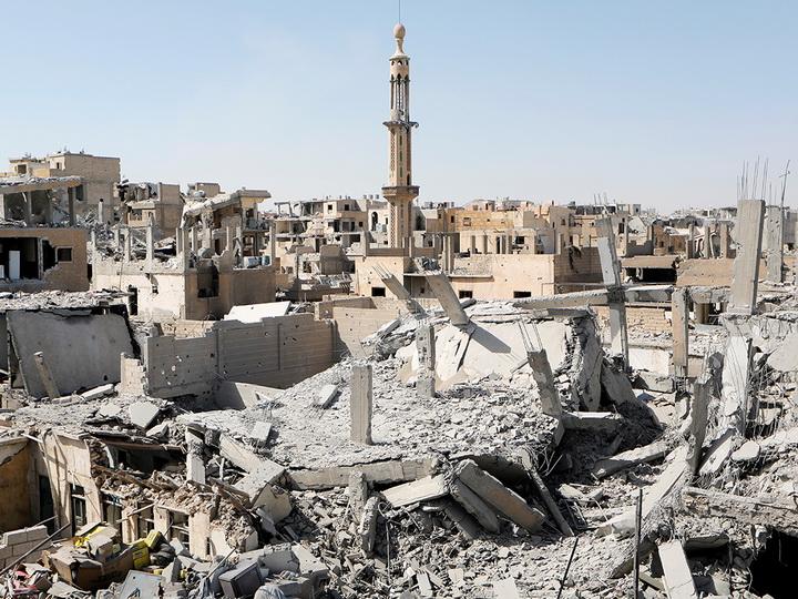 В Сирии заработал фармацевтический завод