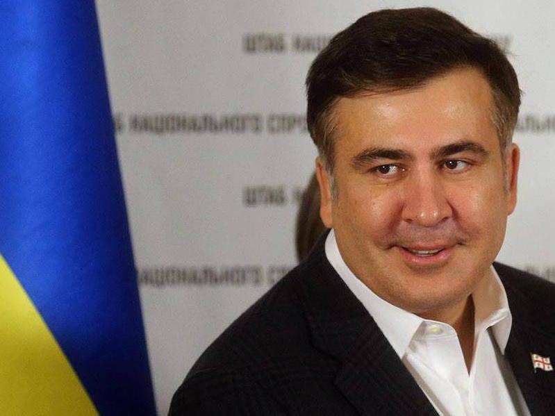 Украинские пограничники заблокировали КПП, где находится Саакашвили - ФОТО - ОБНОВЛЕНО