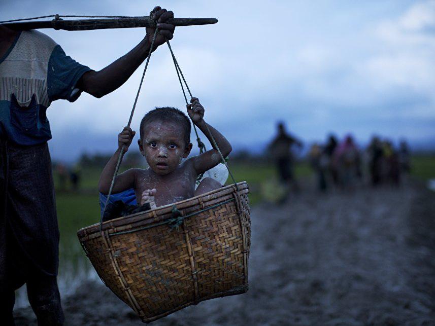 Эрдоган заявил о готовности помочь беженцам из Мьянмы