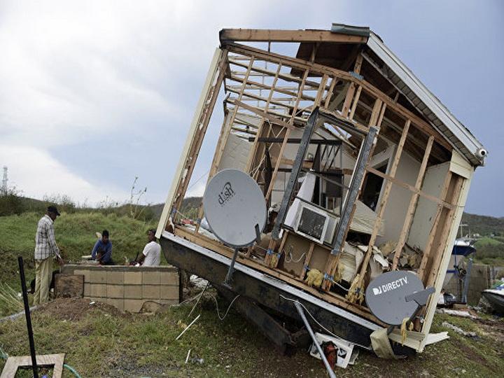 Ураган «Ирма» обрушился на Флориду
