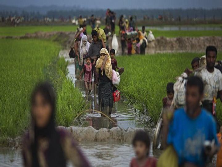 Боевики-рохинджа в Мьянме объявили о прекращении огня на месяц