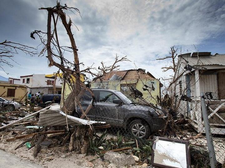 Во Флориде из-за урагана погибли 5 человек в обесточенном доме престарелых