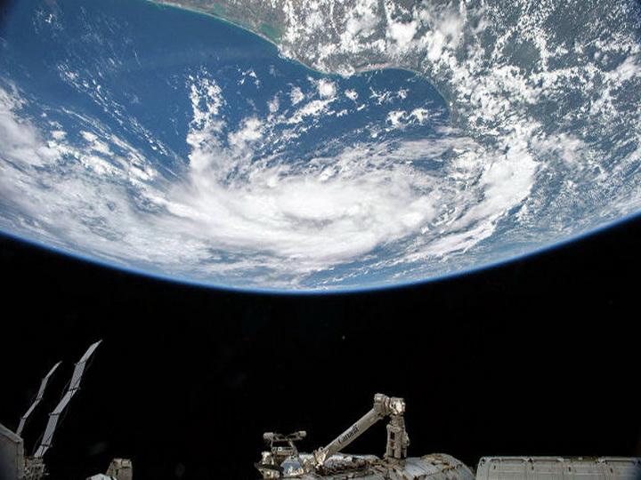 У юго-западного побережья Мексики сформировался тропический шторм «Макс»