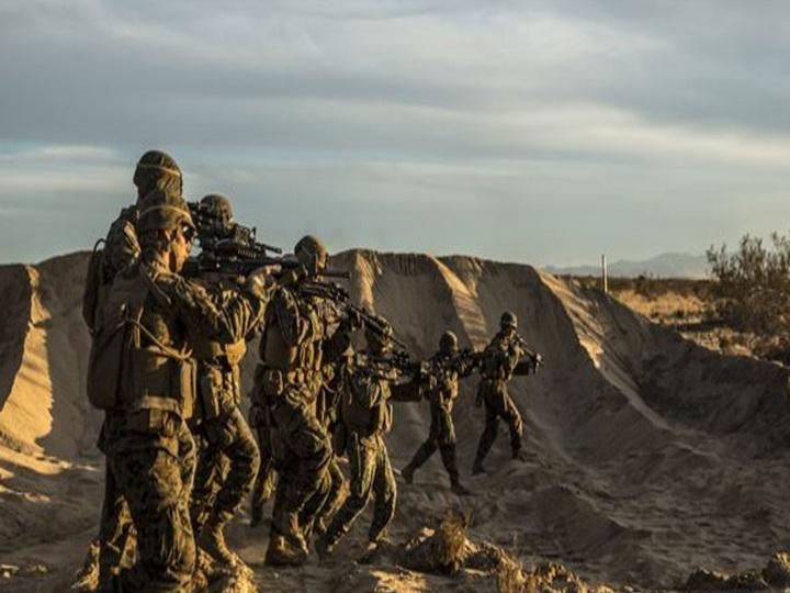 В Калифорнии 15 человек пострадали при пожаре на военной базе