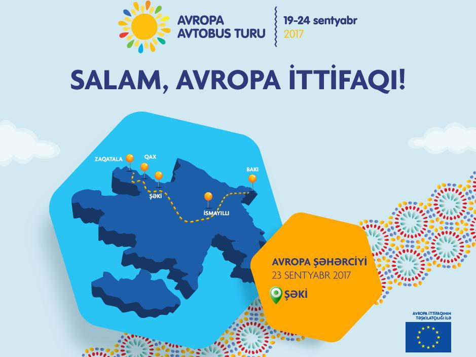 Евротур по северо-западу Азербайджана: знакомство с культурой, традициями, музыкой и кулинарией Европы – ФОТО