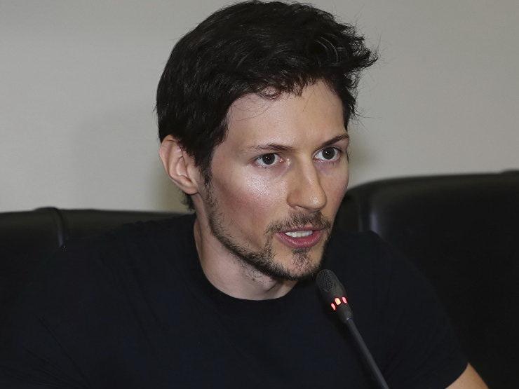 Дуров назвал причину сбоя в работе Telegram