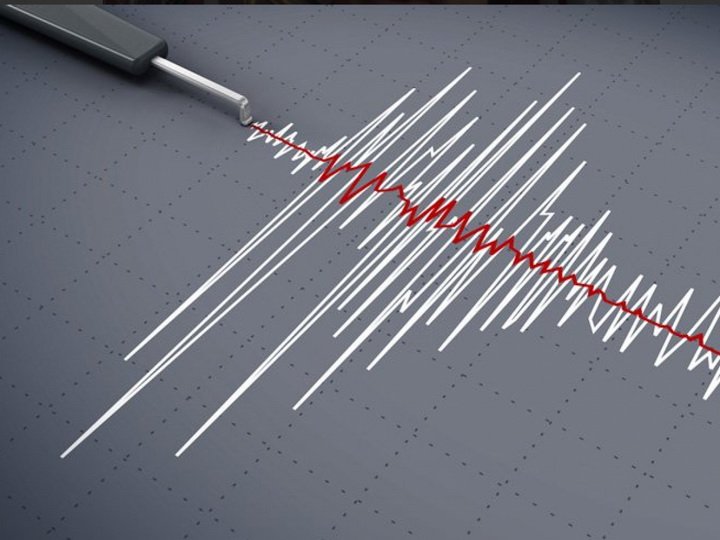 В Тихом океане произошло землетрясение магнитудой 5,8