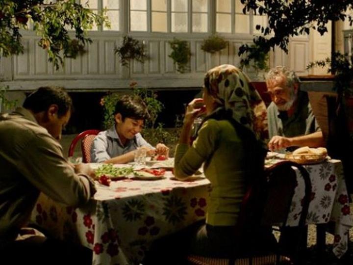 В Центре современного искусства «YARAT» состоится премьерный показ фильма «Гранатовый сад»