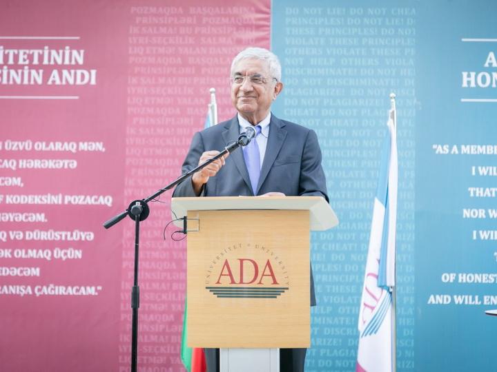 Хафиз Пашаев: Молодые, профессиональные, любящие свою Родину люди станут ведущей силой нового этапа развития нашей страны