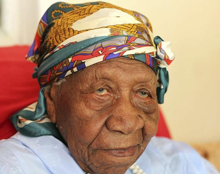 На Ямайке скончалась старейшая жительница Земли