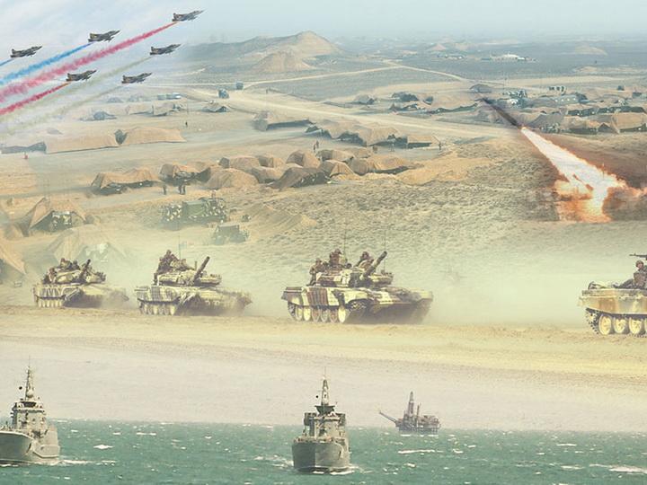 ВС Азербайджана проведут широкомасштабные учения с применением новых систем вооружения