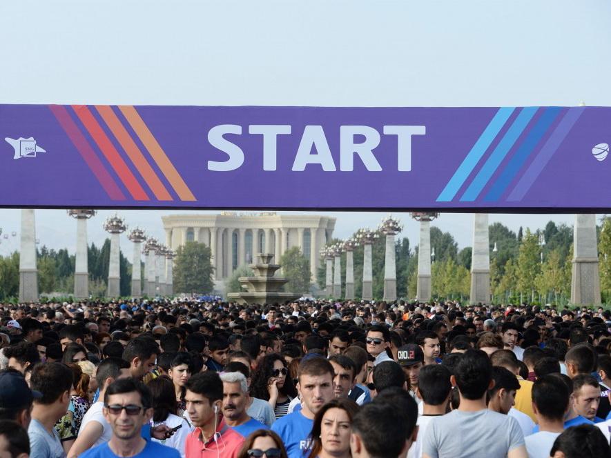 Объявлены победители «Гянджинского марафона-2017»