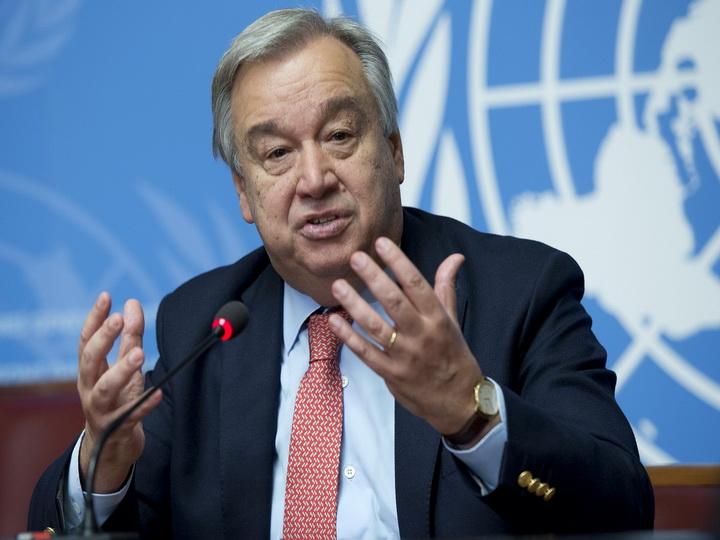 Генсек ООН назвал несвоевременным референдум о независимости Иракского Курдистана