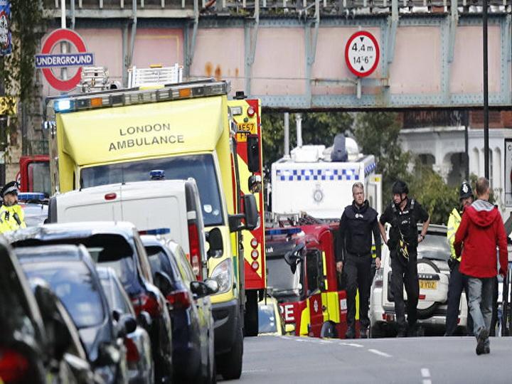 СМИ узнали национальности подозреваемых в теракте в лондонском метро