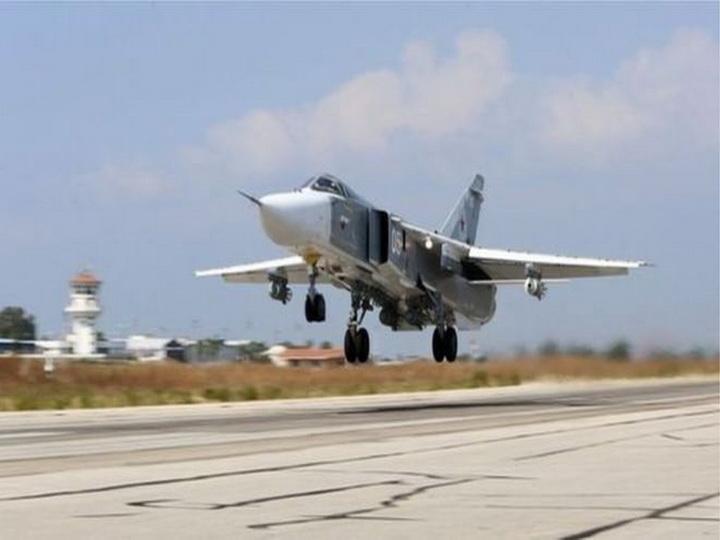 Россия отрицает неожиданный удар по союзникам США в Сирии