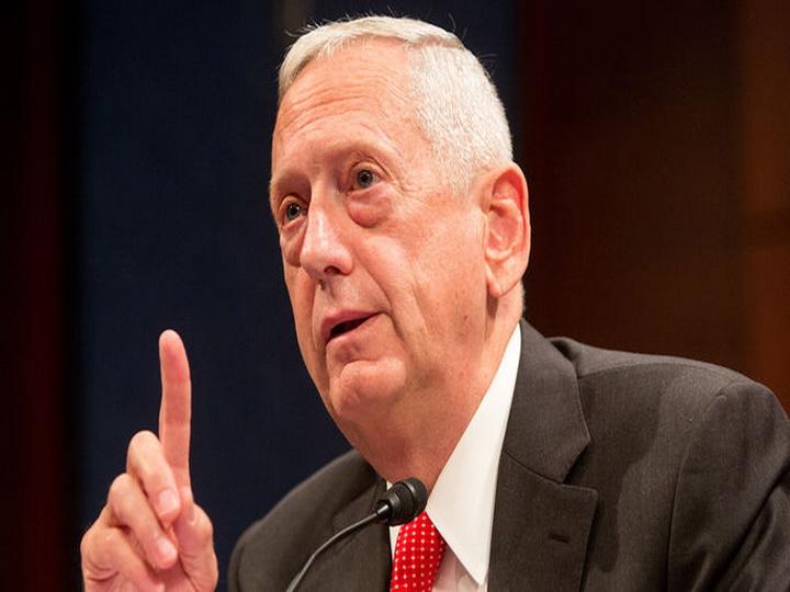 Мэттис: США направят три тысячи солдат в Афганистан