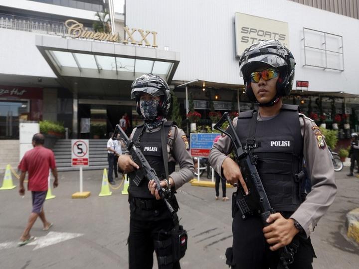 СМИ: полиция Индонезии предотвратила покушение на президента
