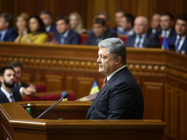 Порошенко объяснил важность для Украины поставок летального оружия из США