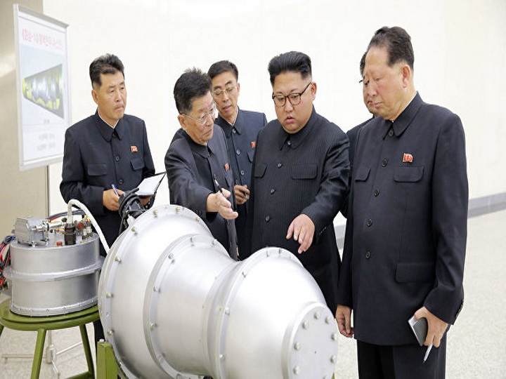 Главы МИД Индии, США и Японии призвали противостоять ядерной программе КНДР