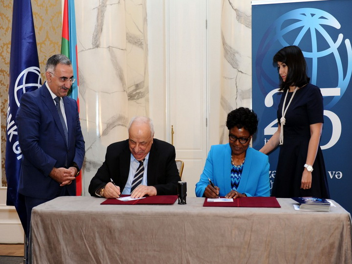 Азербайджан наладил прочное партнерство со Всемирным банком — ФОТО