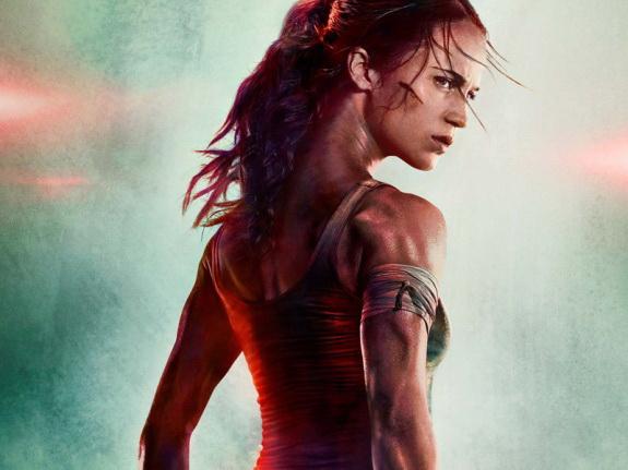Алисия Викандер рискует жизнью в первом трейлере фильма «Tomb Raider: Лара Крофт» - ВИДЕО