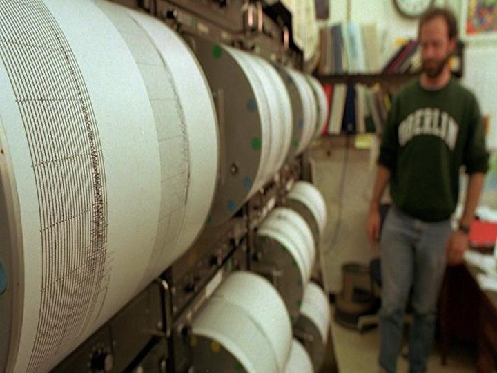 У берегов Новой Зеландии произошло землетрясение магнитудой 6,1