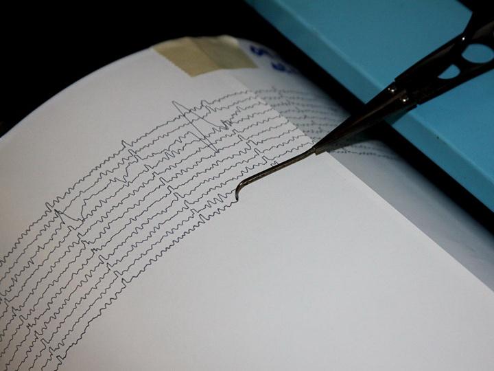 К востоку от острова Хонсю произошло землетрясение магнитудой 6,1